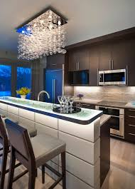 Funky Kitchen Lighting by Funky Light Fixtures Dining Room Contemporary With High Ceilings