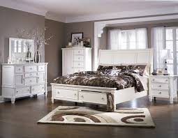 Bedroom Furniture At Ashley Furniture by Prentice Bedroom Set Prentice White Bedroom Set With Door Chest