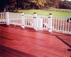 vinyl deck gate building u0026 construction diy chatroom home