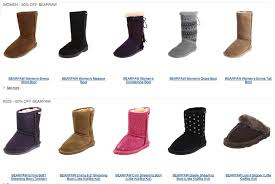 womens boots types 50 paw boots for and children