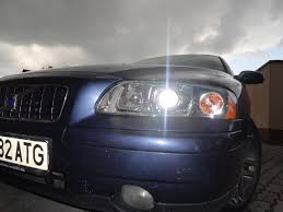 volvo 2002 2002 volvo s60 headlight conversion youtube