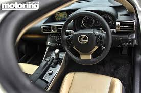 lexus interior 2014 2014 lexus is350 u2013 first drive motoring middle east car news