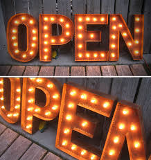 light up letters diy outdoor cool lighted marquee letters design cafe1905 com
