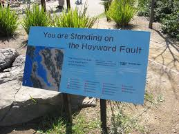 Hayward Fault Map Hayward Fault Line Oakland Ca Image
