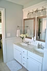 bathroom wall mirror ideas best 25 framed bathroom mirrors ideas on framing a