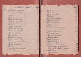 mon cahier de cuisine desserts de poitou charentes la grimolée lilizen cuisine