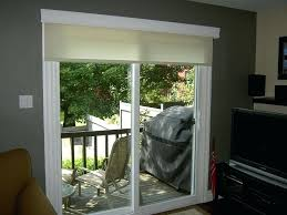 Plantation Shutters On Sliding Patio Doors by Blinds For Sliding Glass Doors In Kitchen Blinds For Patio Doors