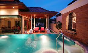 chambre avec piscine villas 3 chambres avec piscine à bangtao
