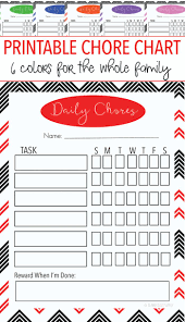 25 unique chore chart ideas on pinterest weekly chore