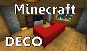 minecraft canapé minecraft comment faire un canapé