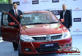 renault mahindra automotive craze mahindra verito new facelift model