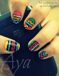 nail art colorful images nail art designs