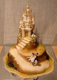 wedding cake castle fairy castle wedding cakes and wedding favors