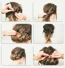 Schnelle Hochsteckfrisurenen Locken by Schnelle Hochsteckfrisuren Modische Frisuren Für Sie Foto
