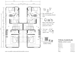 3 storey townhouse floor plans 3 bedroom 2 storey townhouse in japanese style villa phuket