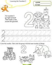kids under free printable kindergarten number worksheets