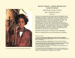 special topics courses department of black studies uc santa