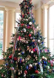 White House Christmas Ornament - white house christmas tour