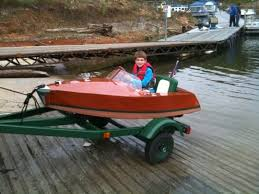 homemade wooden electric boat plywood boat sketch