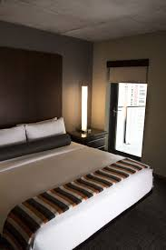 Floor Level Bed Rooms And Suites At Dana Hotel In Chicago Illinois