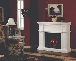 open fireplace on gas combustion system no loversiq