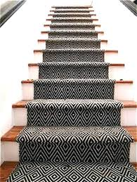 Plastic Runner Rug Home Depot Carpet Runners Add For Stairs To Your Runner