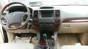 lexus gx470 interior lexus gx 470 tokunbo 2009 full option 5 2m autos nigeria