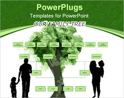 family tree template for powerpoint family tree template for