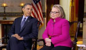 book claims hillary clinton had explosive oval office meeting with