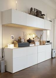 ikea kitchen cabinet storage bed 55 ways to use ikea besta units in home décor digsdigs