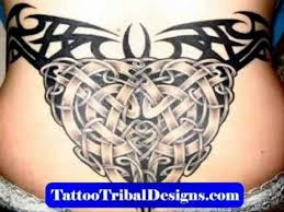 celtic tribal designs