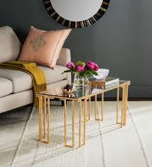 fox2587a coffee tables furniture by safavieh