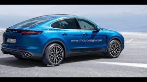 Porsche Cayenne Suv - 2018 new porsche cayenne coupe youtube