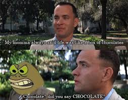 Life Is Like A Box Of Chocolates Meme - box of chocolates gifs get the best gif on giphy