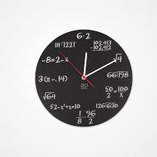 cool wall clock 25 cool and unusual clocks bored panda
