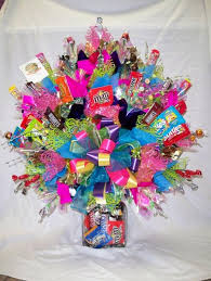 how to make a candy bouquet diy candy bouquet colorful candy bouquet repinned from candy