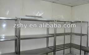 etagere pour chambre froide étagère en acier inoxydable pour chambre froide buy product on