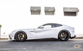 Ferrari F12 Matte Black - ferrari f12