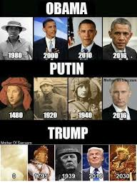 Putin Memes - obama 2010 2016 1980 a 2000 putin mother of sarcasm 2016 1480 1920