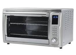 Cuisinart Deluxe Convection Toaster Oven Broiler Krups Deluxe Convection Ok710d51 Toaster