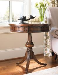 amazon com hooker furniture 500 50 828 round pedestal accent