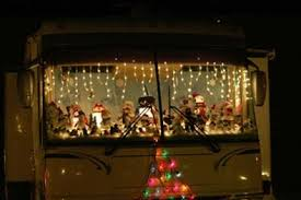 Decorative Rv Interior Lights Christmas Rv Decorations Showcase