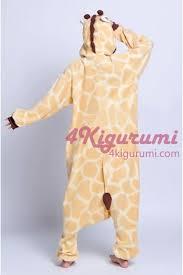 giraffe kigurumi onesie 4kigurumi
