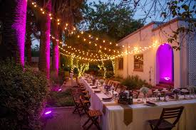 outdoor wedding venues az outdoor wedding venues kingan gardens tucson az