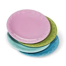 camille solid stoneware dinner plates 10 75 set of 4 target