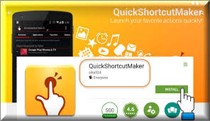 amdroid apk shortcut maker apk for android devices 2017