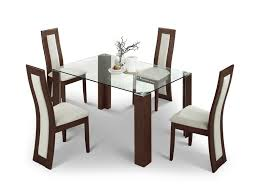 small kitchen table with 4 chairs interesting 4 chair dining table set tables with chairs ebizby