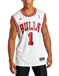 Derrick Rose Jersey Meme - nba chicago bulls derrick rose home replica jersey white medium