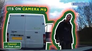 lexus mug uk exposed uk dash cams poor drivers road rage crash
