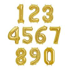 gold balloons 16 mini gold letter a balloon self sealing 33012 40 large letter